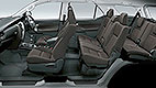 Interior picture of Vehicle Type 1030: Private Taxi: Toyota Fortuner 7 seater or similar sized vehicle